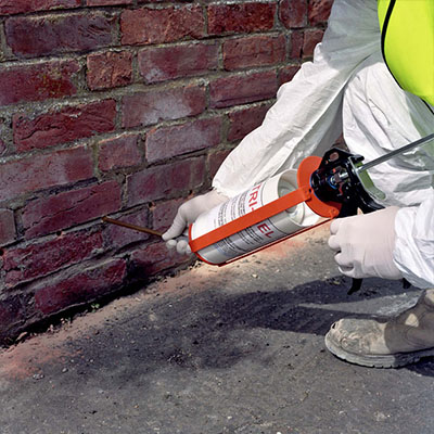 how to fix rising damp on internal walls